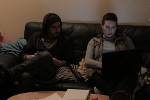 Writing The Asylum 48 Hour Film Project